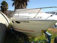 1996 Saugus California 23 Sea Ray 230 cc