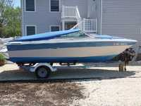 1988 Long Beach Island New Jersey 21 Sea Ray Seville