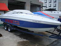 1988 Indianapolis Indiana 24 Chris Craft 245 Limited
