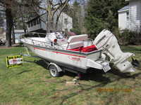 1969 FRAMINGHAM Massachusetts 15 BOSTON WHALER DAUNTLESS 15