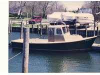 1998 Sag Harbor Long Island New York 24 HOWARD PICKERELL DOWNEAST