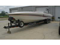 1997 Ruston Louisiana 42 Fountain Lightning