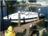 2003 Nanahawkin New Jersey 21 Seaswirl 210 Bow Rider
