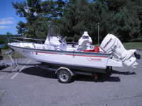 BOSTON WHALER DAUNTLESS 15 Click to launch Larger Image