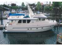 2004 Pittsbyrg California 58 Bracewell Trawler