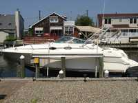 2000 Cranford New Jersey 27 Sea Ray 270 Sundancer