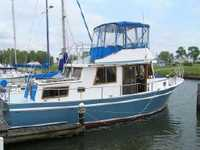 1979 Oriental North Carolina 34 Marine Trader Double Cabin
