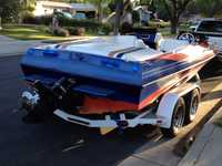 1999 West Hills California 21 Ultra Custom Boats 21 LX Bowrider