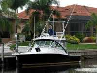 2001 Punta Gorda Florida 32 Luhrs 320 oPEN EXPRESS