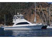 1997 Marina del rey California 40 Ocean Supersport