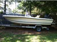 2000 Mt Pleasant South Carolina 18 Sea Pro 18 Center Console