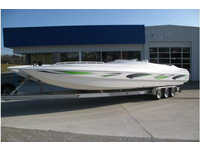2000 Evansville Indiana 36 Spectre 36ft Pleasure