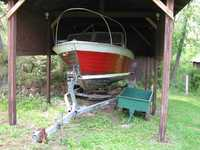 Chris Craft Sea Skiff project boat Click to launch Larger Image