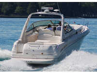 2000 Marine City Michigan 34 Sea Ray 340 Sundancer