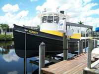 2000 North Ft Myers Florida 30 Martin Tugboat Company Cruising Tugboat
