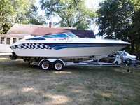 1989 palatine Illinois 27 Sea Ray Pachanga