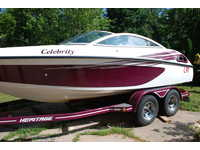 1997 Somanouk Illinois 20 Celebrity 200 Bowrider