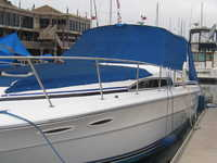 1989 San Diego California 34 SeaRay 340 Sundancer
