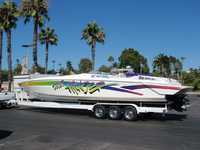 1993 Lahe Havasu City Arizona 38 Wellcraft Scarab Thunder