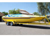 2001 Lake Havasu City Arizona 22 Advantage SportCat