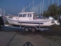2006 Alameda California 22 C-Dory Cruiser