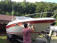 1990 Kincaid West Virginia 23 Searay 220 Cuddy Cabin
