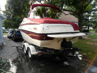 2001 meriden Connecticut 21 crownline 215 ccr