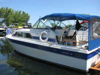 1983 St Catharines Ontario  29 Chris-Craft 281 Catalina