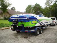 2005 LAKE SAM RAYBURN Texas 25 Eliminator Daytona