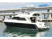 1997 Miami Florida 50 viking 50 Sport Cruiser Viking