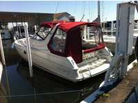 1994 DETROIT Michigan 34 CHRIS CRAFT CROWNE 322