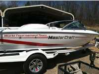 MasterCraft Prostar 197 TT Click to launch Larger Image
