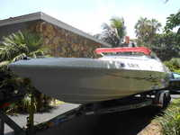 1995 Miami Florida 22 Wellcraft Scarab