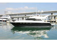 1997 Miami Florida 50 Viking Sport Yacht