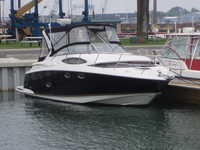 2005 Chicago Illinois 35 Regal Commodore Sport Yacht 3360 Sport Yacht 3360