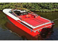 1987 Sarasota Florida 26 Wellcraft Nova Spy
