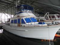 1980 gilbertsville Kentucky 43 Albin trawler