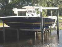 2007 st augustine Florida 33 Anacapri Custom Center Console