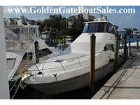 2005 st augustine Florida 58 SEA RAY Sedan Bridge
