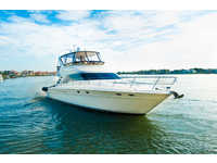 2004 Daytona Beach Florida 56 Sea Ray 56 Sedan Bridge