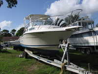 1994 sebastian Florida 26 wellcraft 2600 Costal