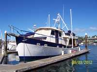 1985 Coupeville Washington 42 Kady-Krogen 42 trawler