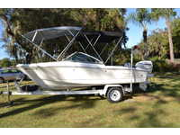 2007 St Cloud Florida 17 Pioneer Venture 175