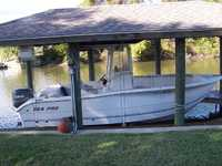 2003 Palm Coast Florida 22 Sea-pro 220 CC
