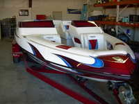 2013 Lake Havasu City Arizona 21 Adrenaline Boats 21 bow rider
