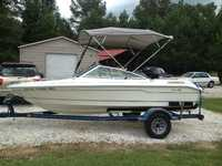 1993 opelika Alabama 16 Sea Ray 170 Bow Rider
