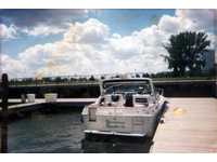 1989 chicago Illinois 30 sea ray 300 weekender
