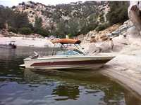 1986 Simi Valley California 20 Searay 20 Open Bow
