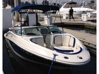 2010 San Diego California 19 sea ray 185 Sport
