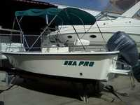 2002 Land O Lakes Florida 19 Sea Pro